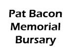 Pat Bacon Memorial Bursary